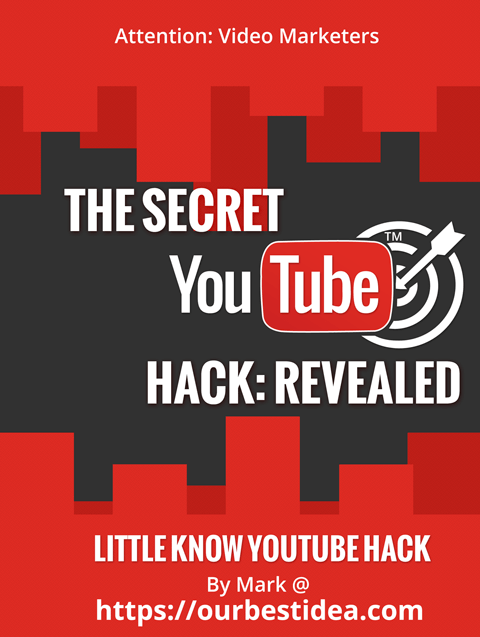 Secret YouTube Hack Reveled